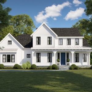 Baltimore County custom homes